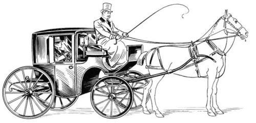 coach comme cocher