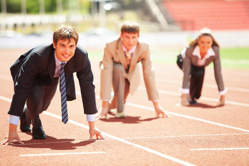 parallèles sport et entreprise